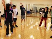 エアロビックダンスエクササイズ実習
