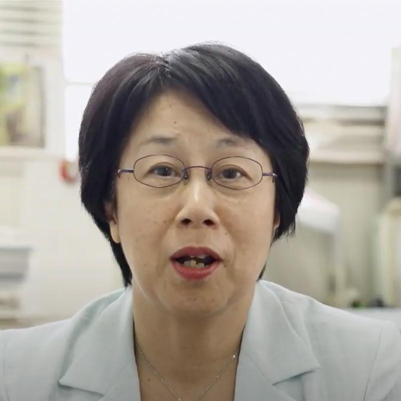 金子 希代子 教授