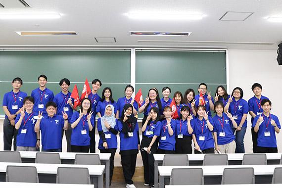 外国人留学生のためのオープンキャンパス・オンライン個別相談会を実施します