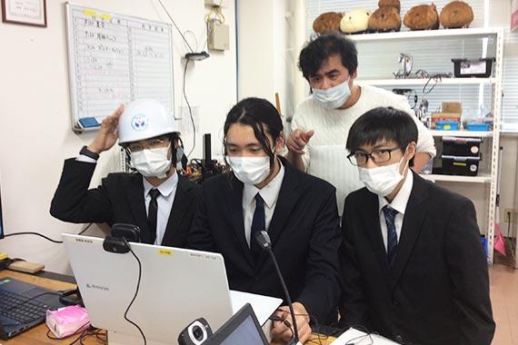 本学の学生チームが国際イノベーションコンテストの世界大会代表に選抜されました