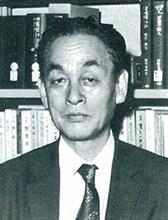 續木 敏郎(湖山)<br />帝京大学名誉教授<br />1911年~2006年