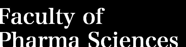 Faculty of Pharma Sciences