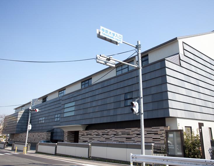 帝京大学総合武道館