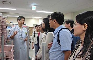 日本・アジア青少年サイエンス交流事業 さくらサイエンスプランを実施しました