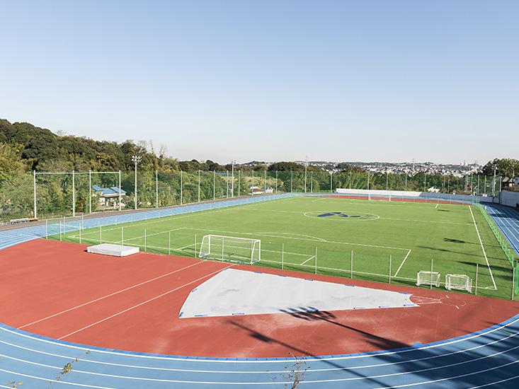 帝京大学八王子キャンパス陸上競技場