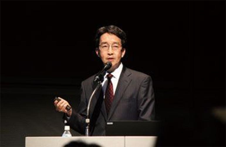 古賀仁一郎准教授が株式会社明治との共同研究成果を発表