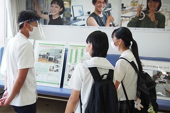 7月の福岡オープンキャンパスを実施しました