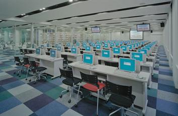 2階 情報学習室の写真