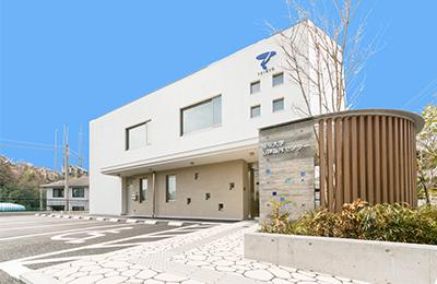 帝京心理臨床センター外観