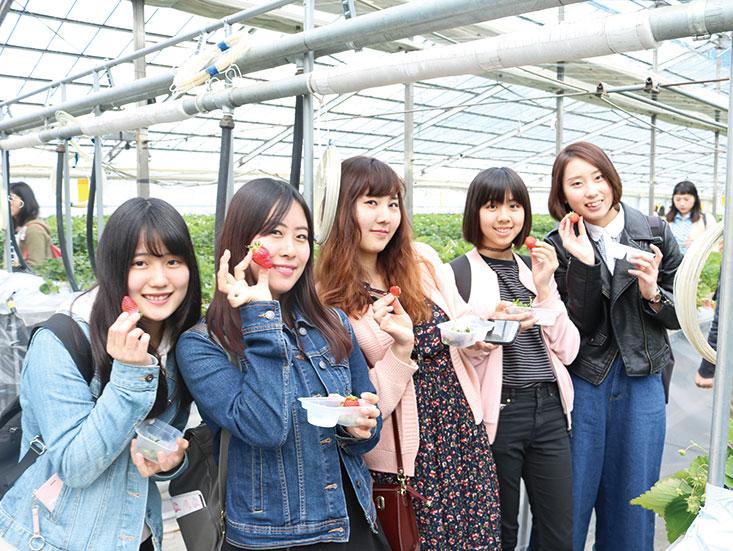 新入留学生春期バスツアー05