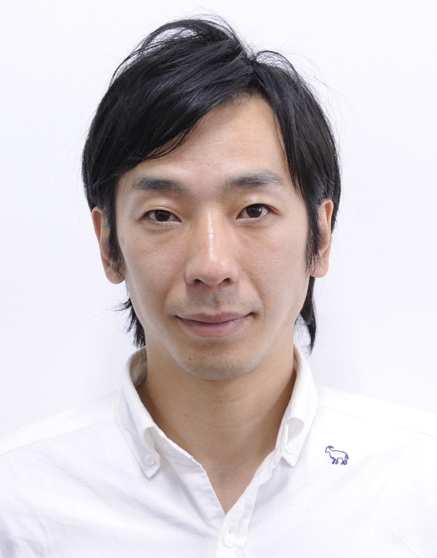 岡田靖 顔写真