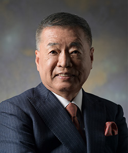 分林 保弘 講師の写真