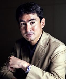 野口 健 講師の写真