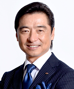 中山 五輪男 講師の写真