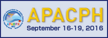 APACPH2016 September16-19,2016